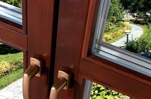 Экологичные окна из дерева
