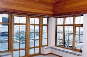 Окна большого размера