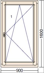 Сосна Moderno PO-2