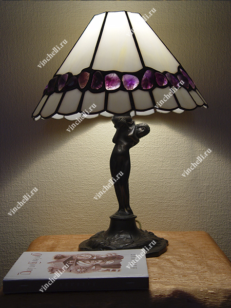 Витражная лампа Glow