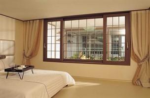 Деревянные окна в квартире