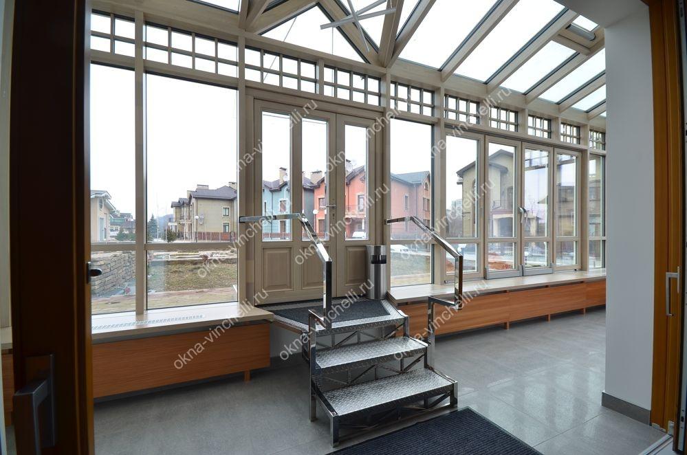 Остекление балконов и лоджий в Москве недорого под ключ